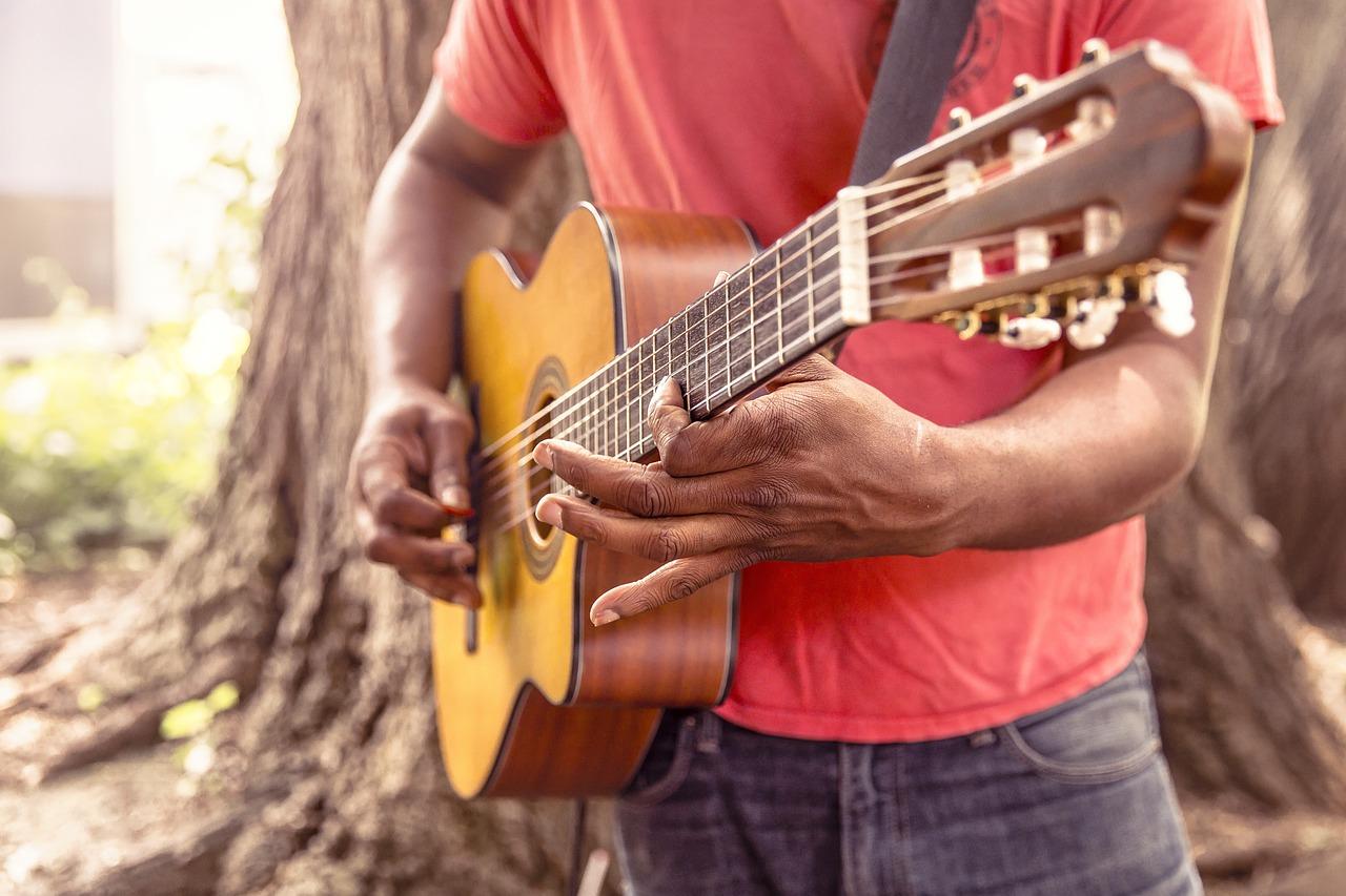 Jak vybrat kytaru?